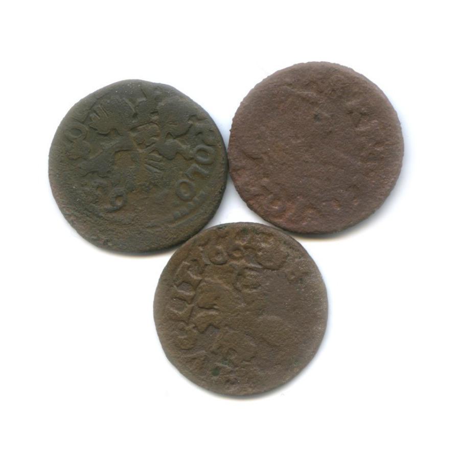 Набор монет 1 солид (Великое княжество Литовское, Великое княжество Польское)