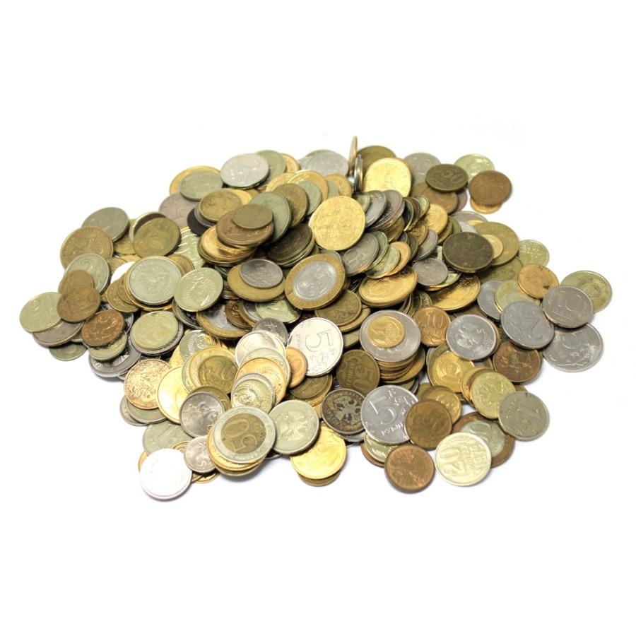 Набор монет (СССР, Россия), 375 шт