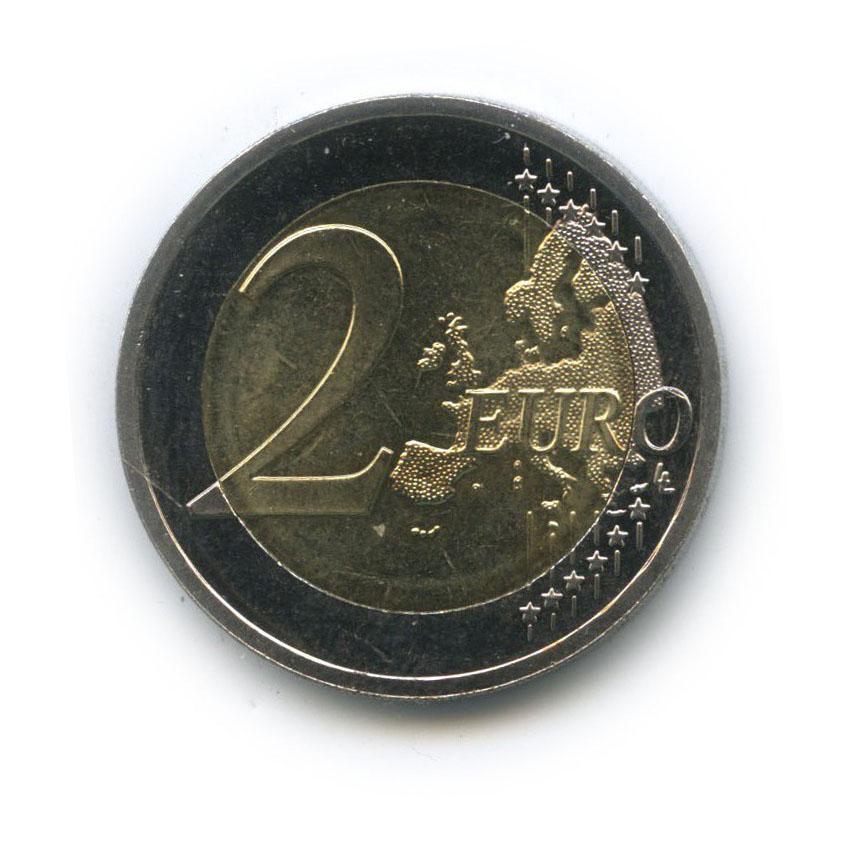 2 евро - 30 лет флагу Европы 2015 года (Литва)