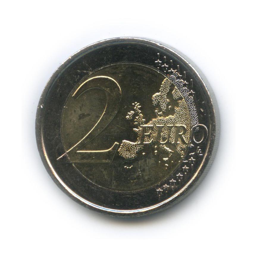 2 евро - 100-летие Пасхального восстания 2016 года (Ирландия)
