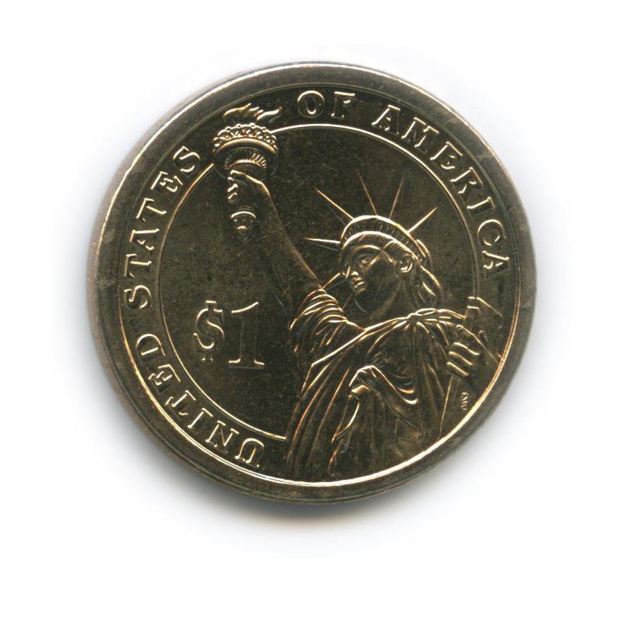 1 доллар — 1-ый Президент США - Джордж Вашингтон (1789-1797) 2007 года D (США)