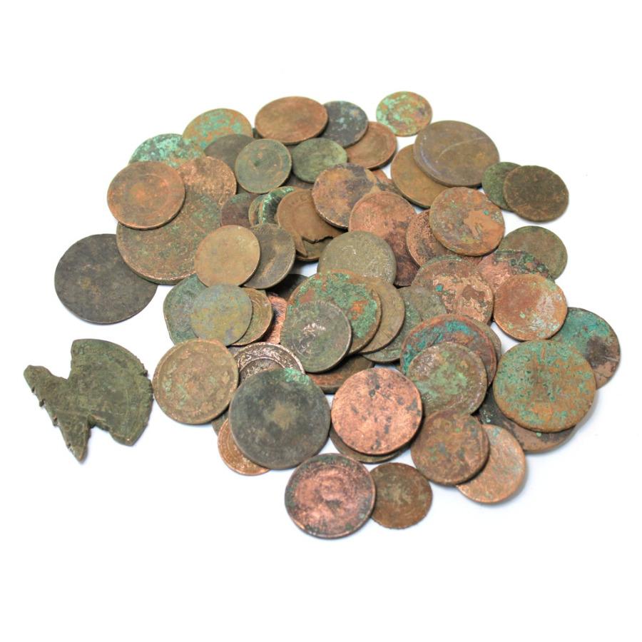 Набор монет Российской Империи, 83 шт (Российская Империя)