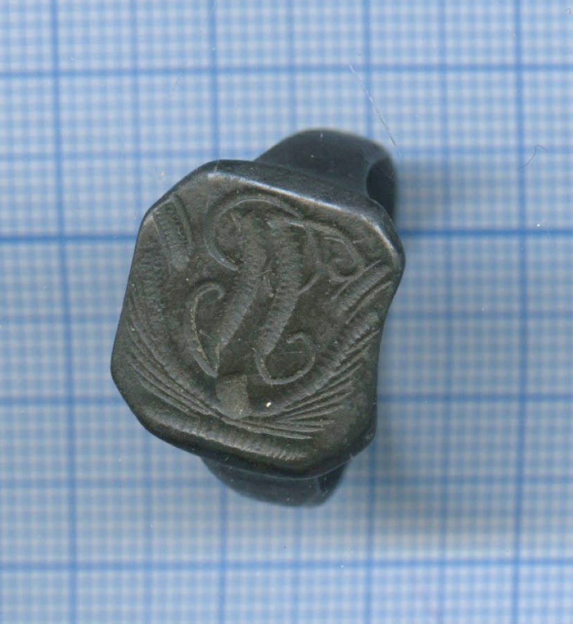 Перстень (псевдогеральдика)