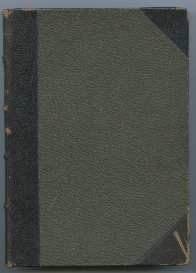 Книга «Лунный серп», Москва 1914 года (Российская Империя)