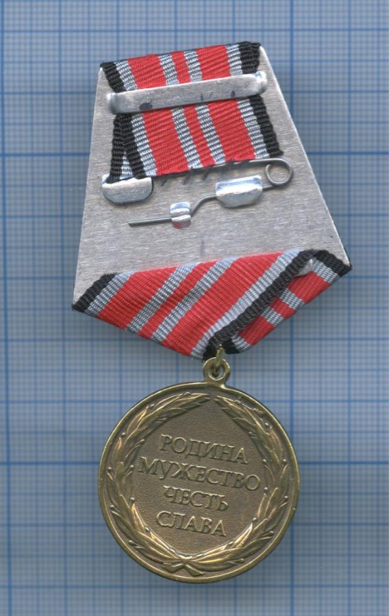 Медаль «Родина, Мужество, Честь, Слава» (копия)