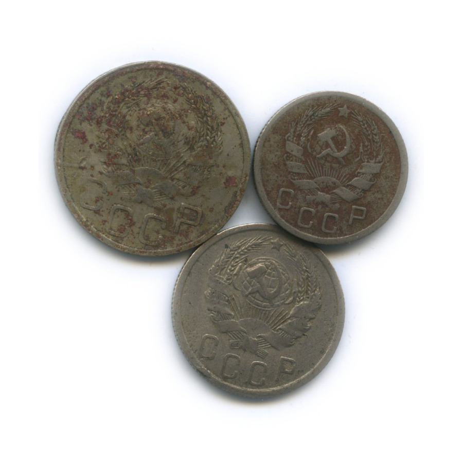 Набор монет СССР 1936 года (СССР)