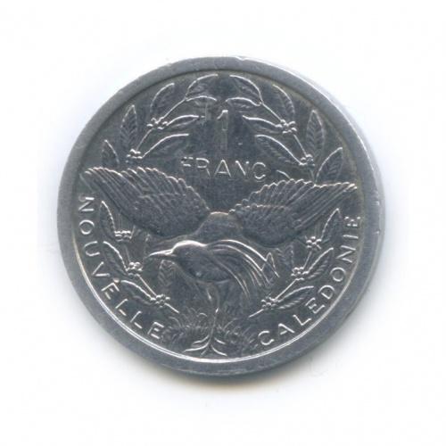 1 франк, Новая Каледония 1983 года