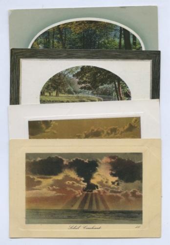Набор почтовых открыток
