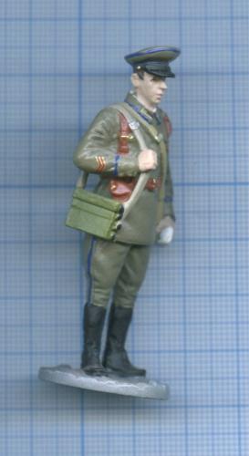 Фигурка «Офицер инженерных войск, 1941-1942 гг.» (Россия)