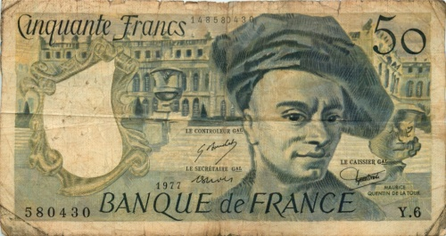 50 франков 1977 года (Франция)