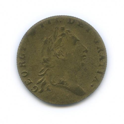 Жетон «1 гинея 1768, Великобритания» (копия)