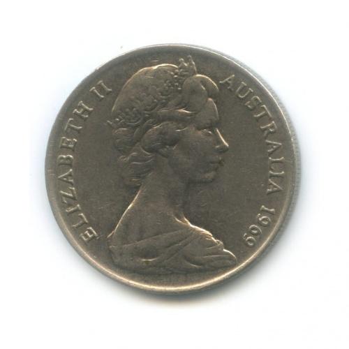 10 центов 1969 года (Австралия)
