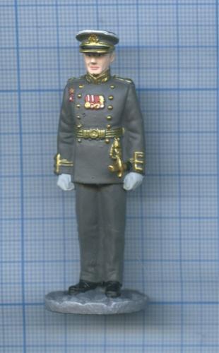 Фигурка «Капитан 1-го ранга впарадной форме, 1943-1945 гг.» (Россия)