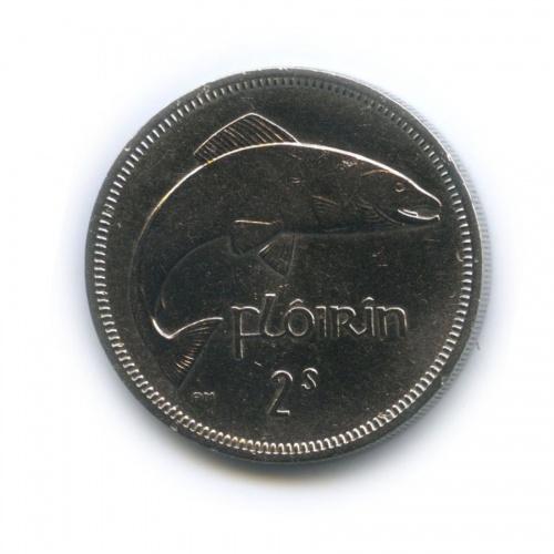 2 шиллинга (флорин) 1968 года (Ирландия)