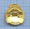 Знак «Общественный контроль затехническим состоянием автомобилей РСФСР» ЛМД (СССР)