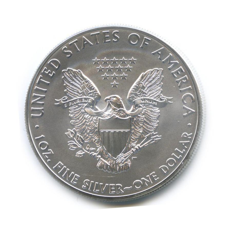 1 доллар — American Silver Eagle 2012 года (США)