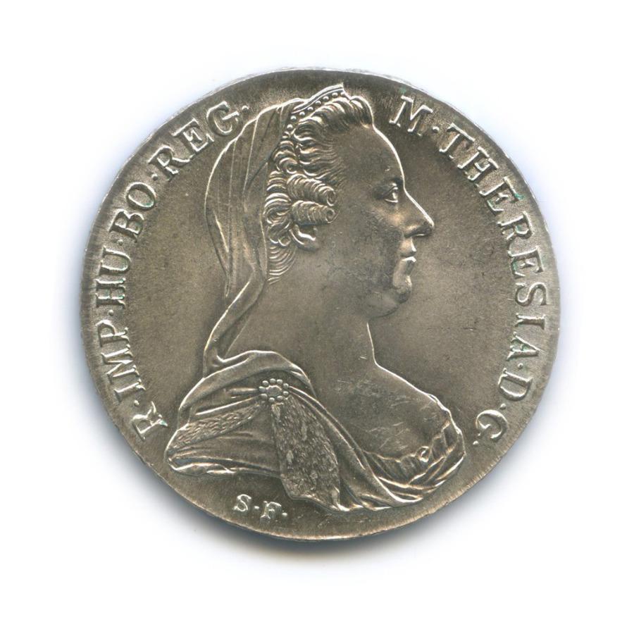 1 талер - Мария Терезия (Священная Римская империя) 1780 года (Австрия)