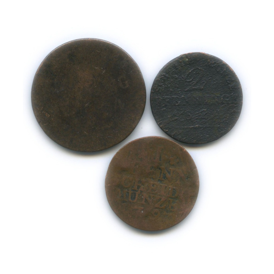 Набор монет (Пруссия)