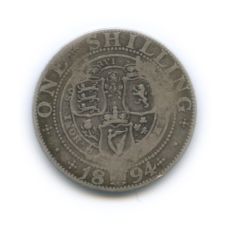 1 шиллинг 1894 года (Великобритания)