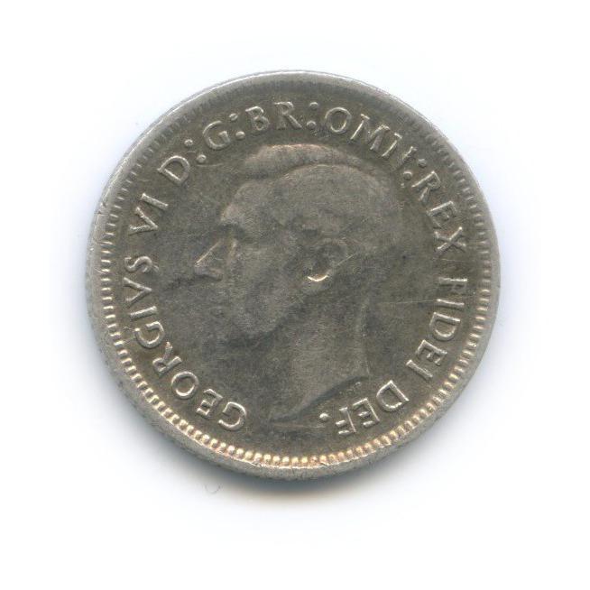 6 пенсов 1951 года (Австралия)
