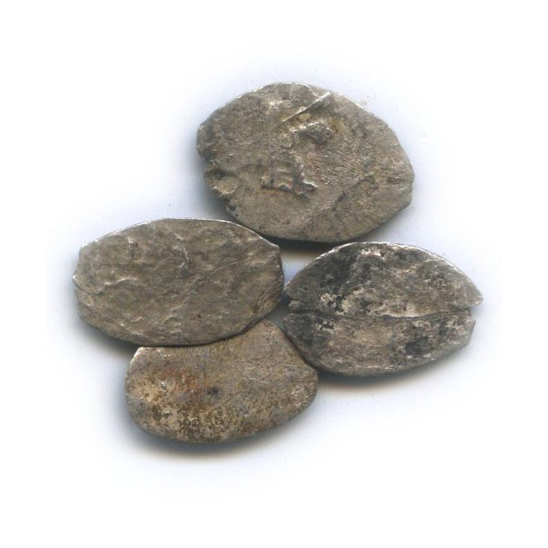 Набор монет 1 копейка (XVII век)