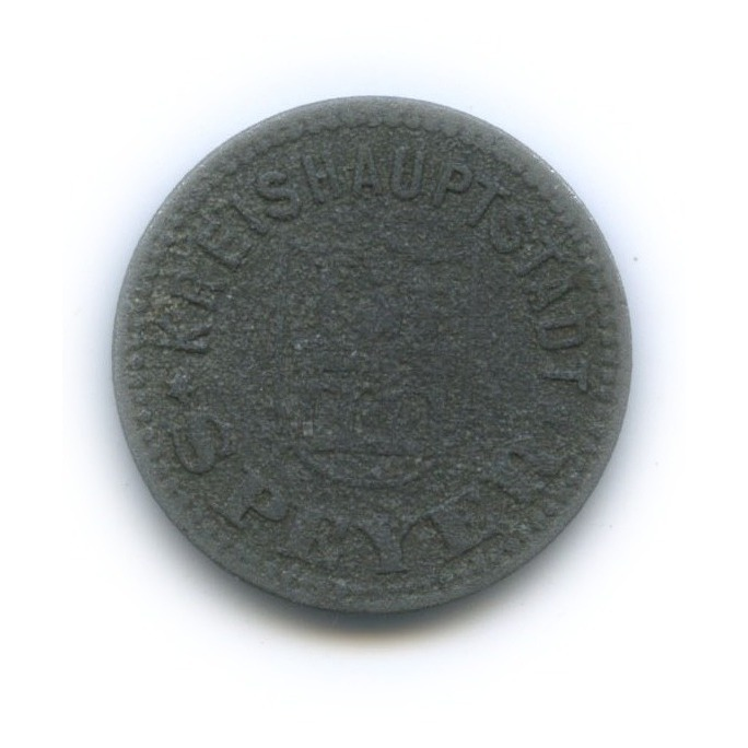 10 пфеннигов (нотгельд, Шпайер) 1917 года (Германия)