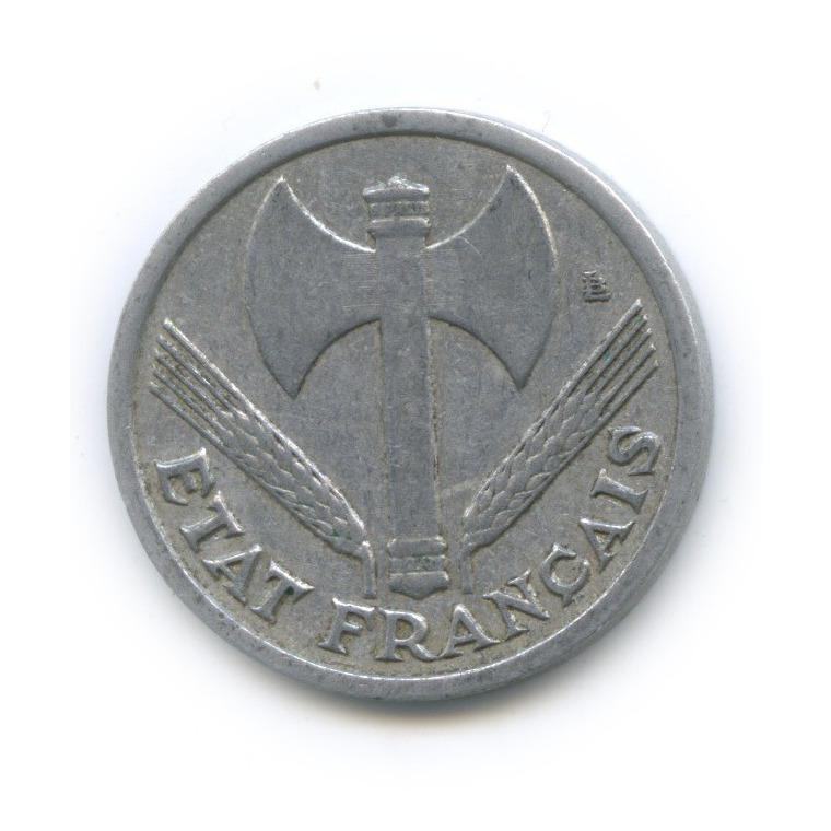 1 франк 1943 года (Франция)
