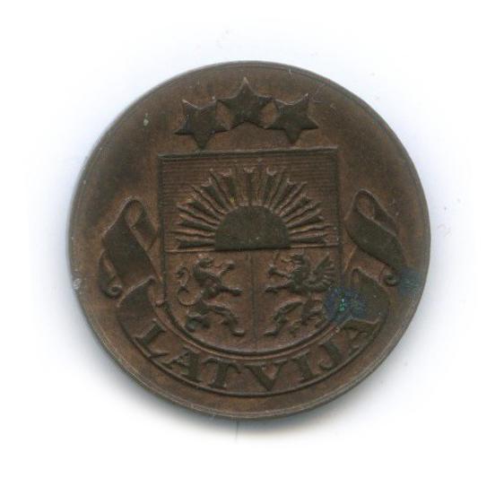 1 сантим 1935 года (Латвия)