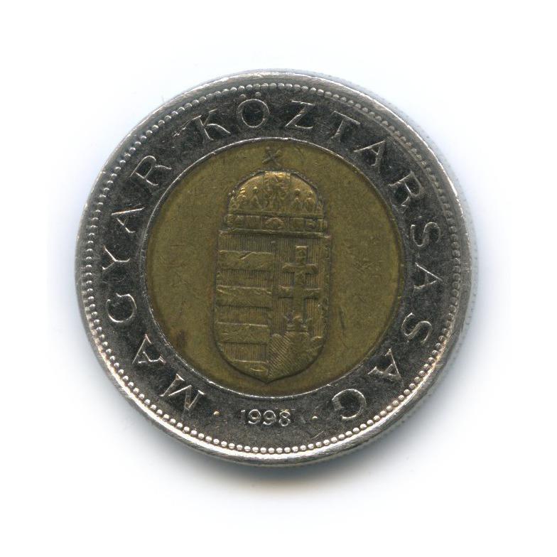 100 форинтов 1998 года (Венгрия)