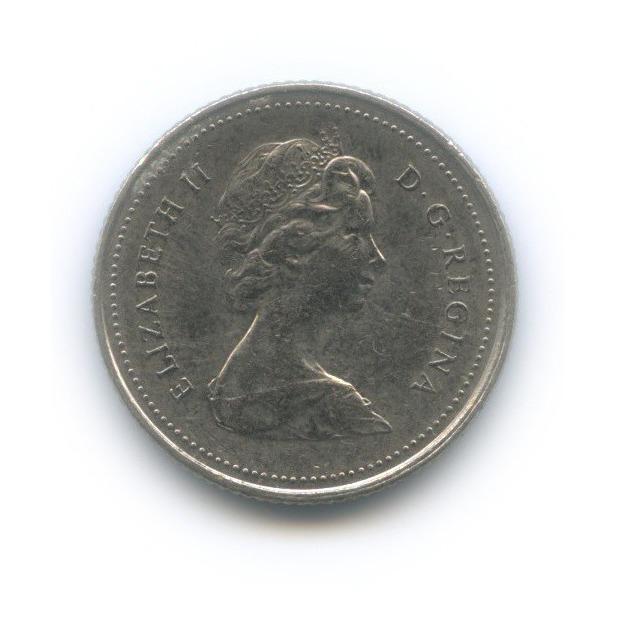 10 центов 1979 года (Канада)