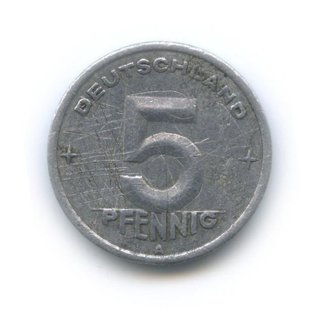 5 пфеннигов 1948 года (Германия (ГДР))