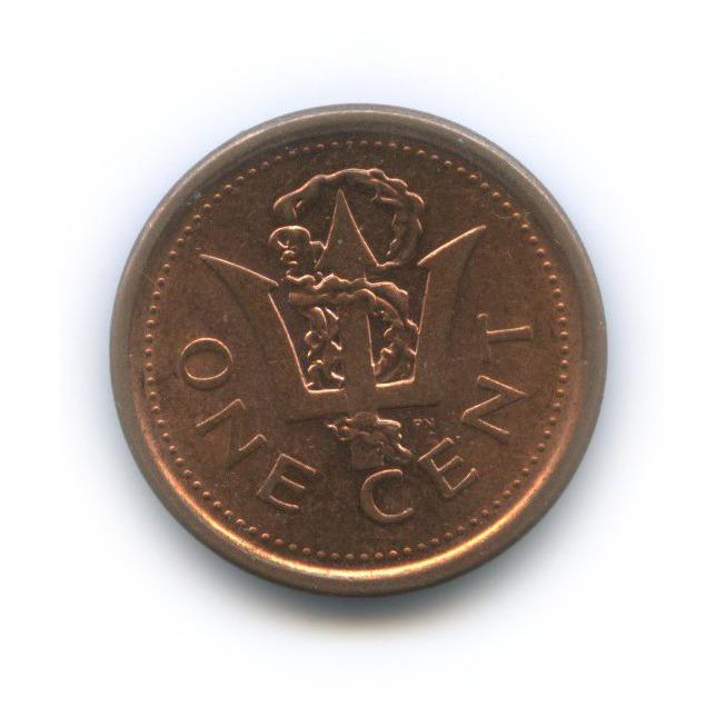 1 цент 2009 года (Барбадос)