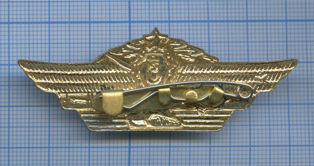 Знак нагрудный «Классность танкиста» (3-й класс) (СССР)