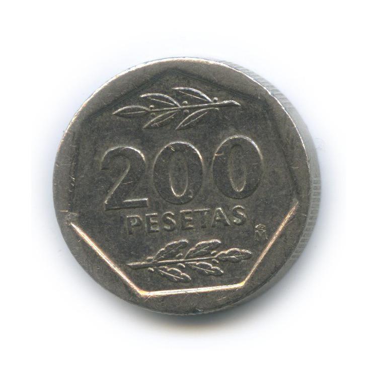 200 песет 1987 года (Испания)