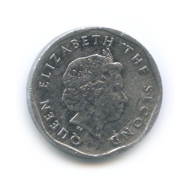 1 цент, Восточные Карибы 2004 года