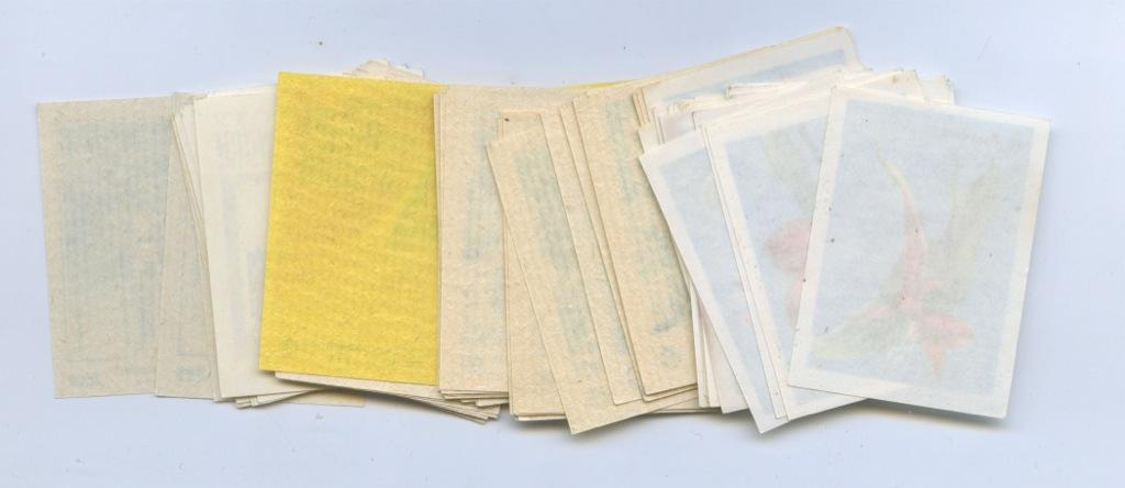 Набор спичечных этикеток (88 шт.) (СССР)