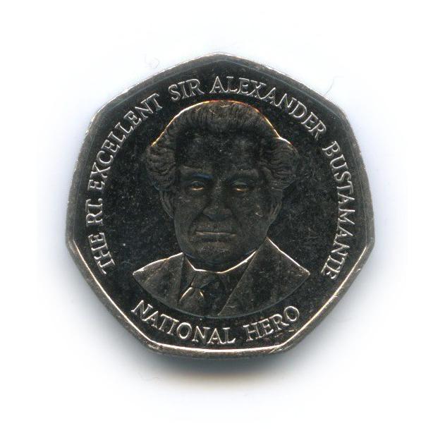 1 доллар 2006 года (Ямайка)