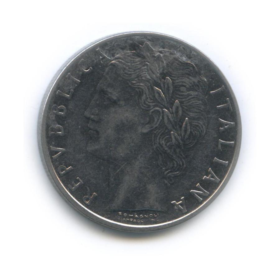 100 лир 1964 года (Италия)