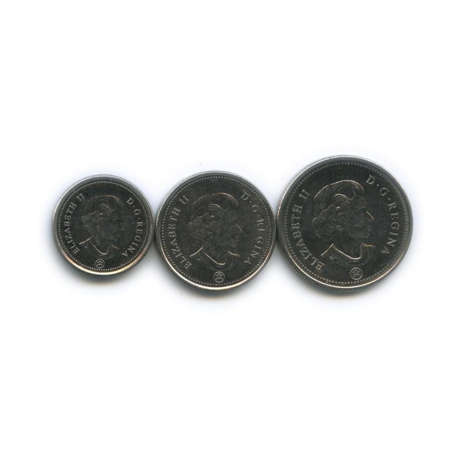 Набор монет (Канада)