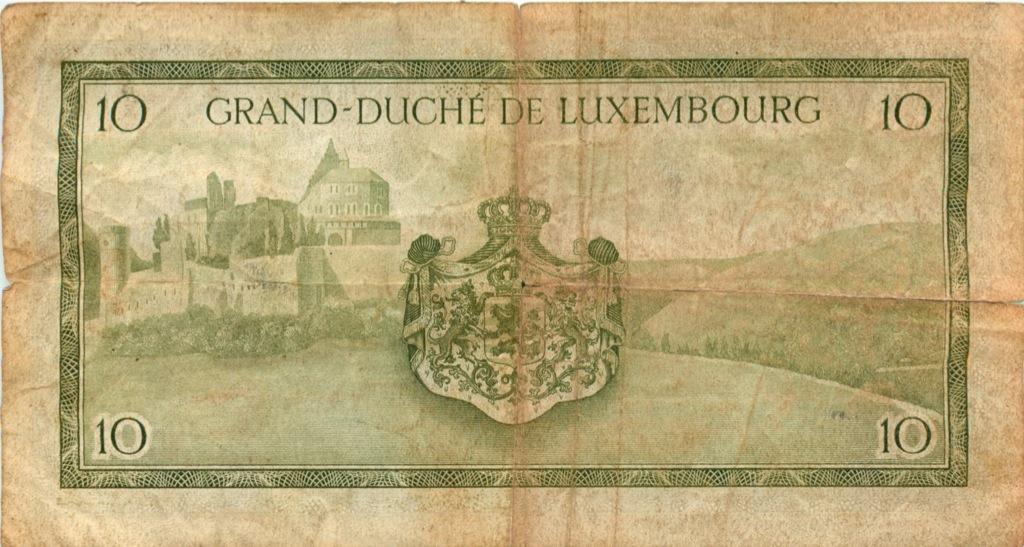 10 франков (Люксембург)