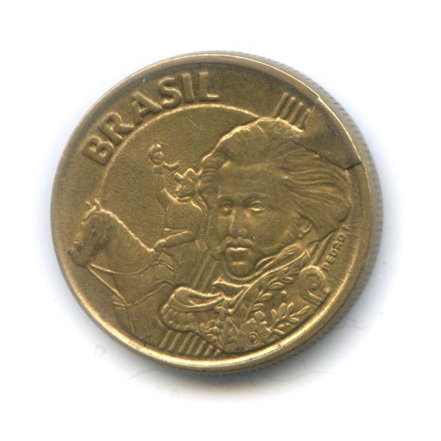 10 сентаво 2001 года (Бразилия)