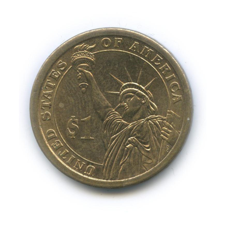 1 доллар — 12-ый Президент США - Закари Тейлор (1849-1850) 2009 года P (США)
