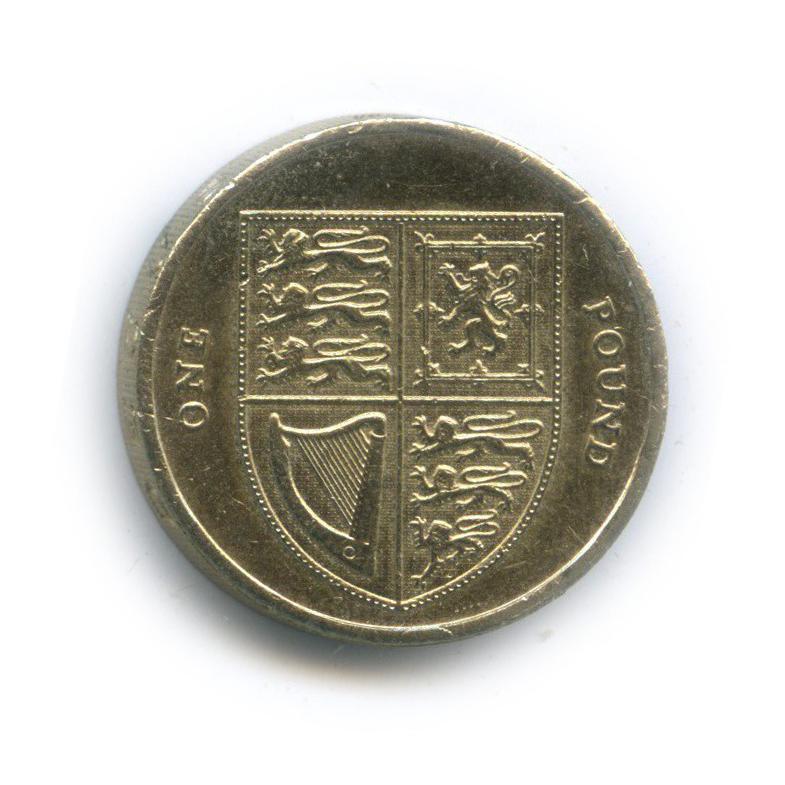 1 фунт 2011 года (Великобритания)