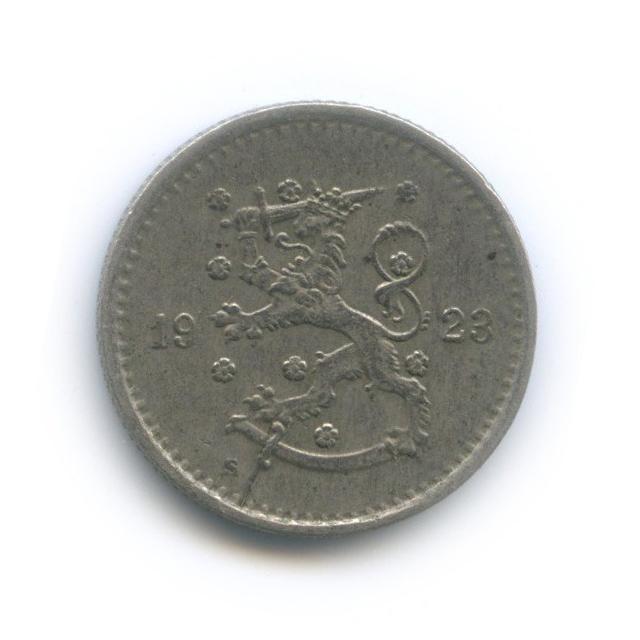 50 пенни 1923 года (Финляндия)