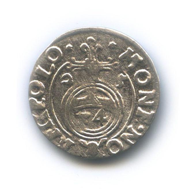 Полторак (3 полугроша) - Сигизмунд III, Речь Посполитая 1625 года (Польша)