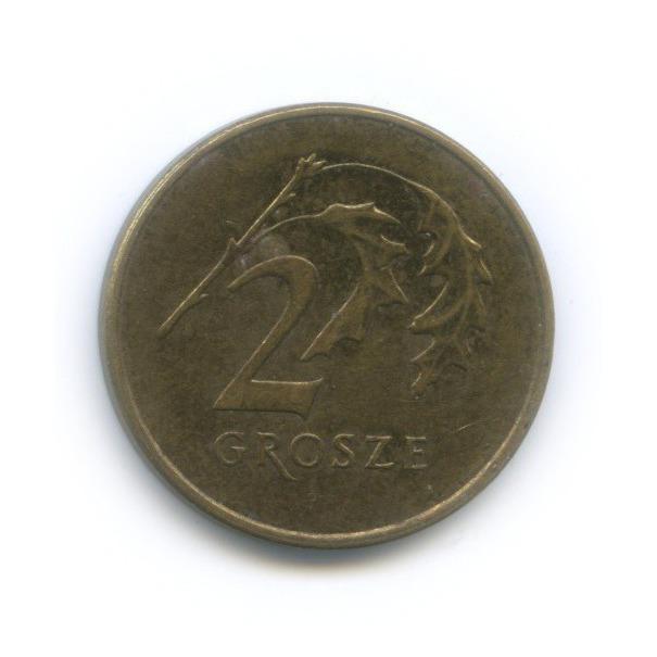 2 гроша 2008 года (Польша)