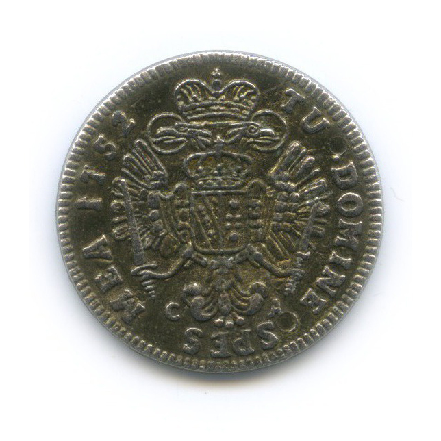 Жетон «1 дукат 1752, Австрия» (копия)