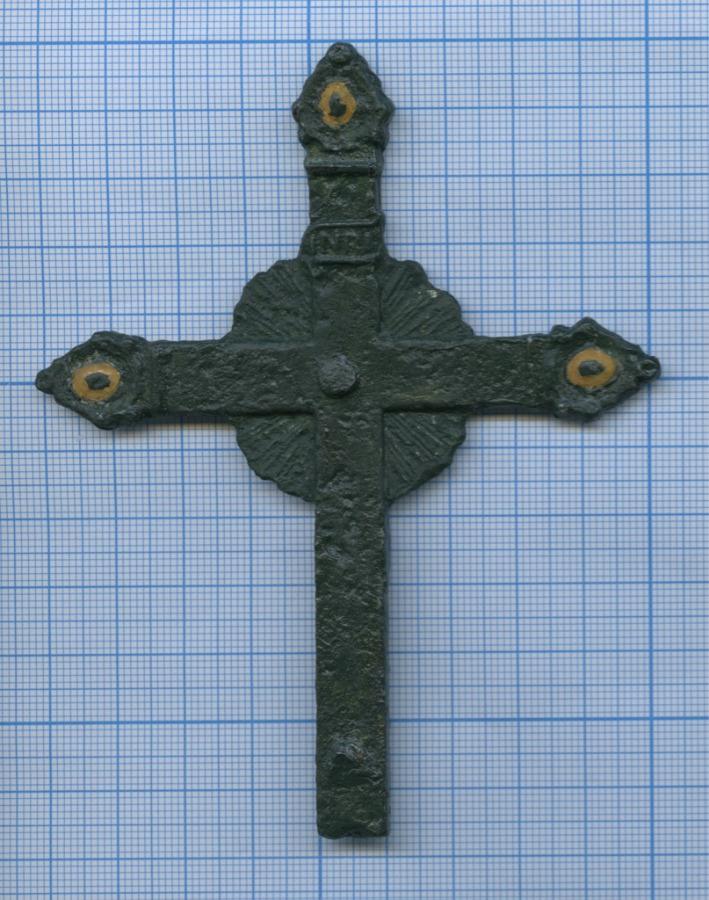 Крест (115×90 мм)