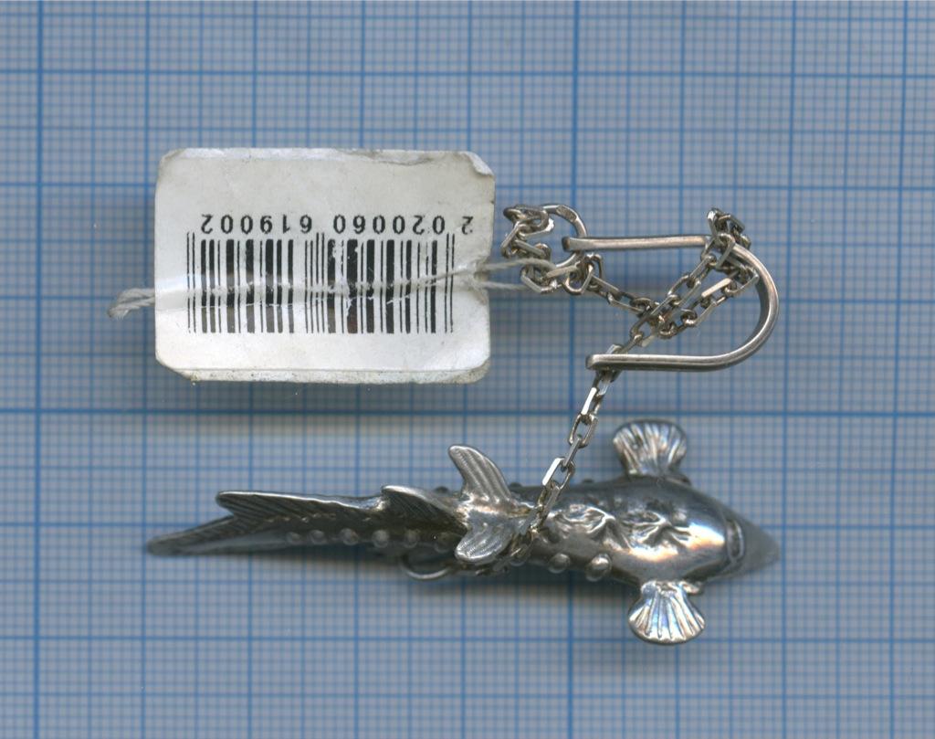 Ионизатор для воды (серебро 925 пробы)