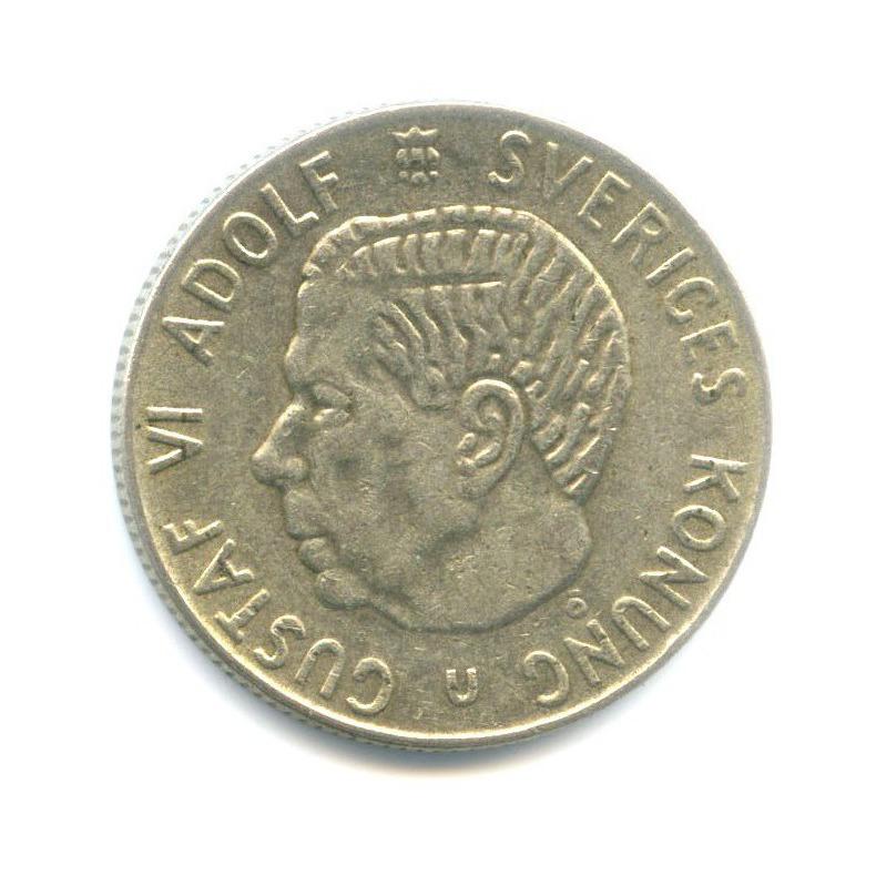 1 крона 1967 года (Швеция)
